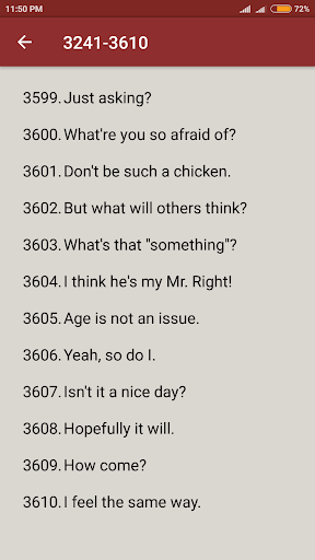 Spoken English in 10 days screenshot 3