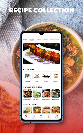 BetterButter - Recipes, Diet Plan & Health Tips screenshot 3