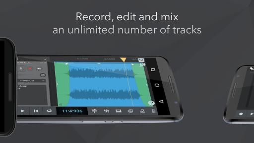 n-Track Studio DAW Beat Maker, Record Audio, Drums screenshot 2