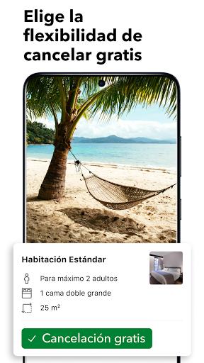 Booking.com Reservas Hoteles screenshot 2