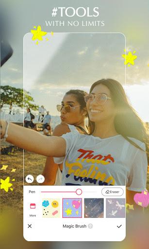 Meitu – Beauty Cam, Easy Photo Editor 8 تصوير الشاشة