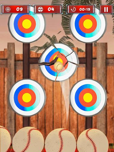 Tin thể đập bể - Hit & Knock Down bóng Shooter 3D screenshot 7