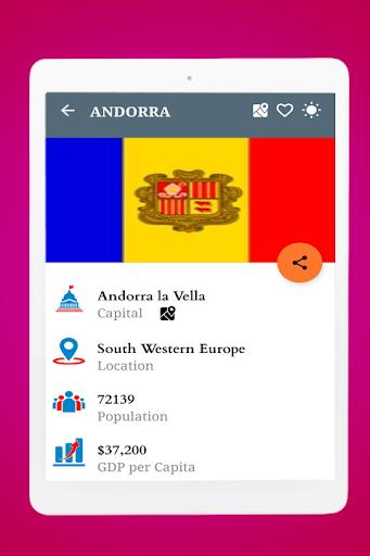 General Knowledge Quiz : World GK Quiz App स्क्रीनशॉट 10
