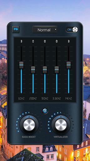Equalizer Pro & Bass Booster 1 تصوير الشاشة