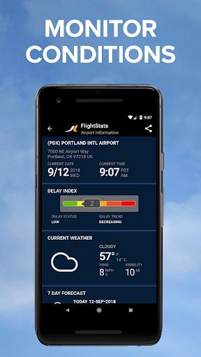 FlightStats screenshot 3