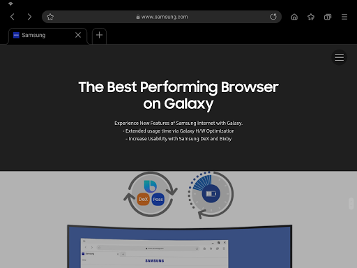 Samsung Internet Browser screenshot 11