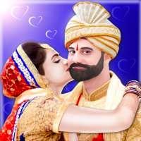 Indian Royal Wedding Girl Game on 9Apps