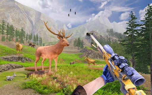 Wild Deer Hunting Adventure: Animal Shooting Games screenshot 3