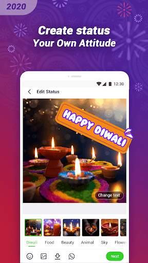 VClip - Ur Video Status, Indian Whatsapp Status screenshot 6
