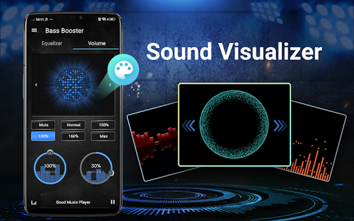 Equalizer Pro - Volume Booster & Bass Booster screenshot 12