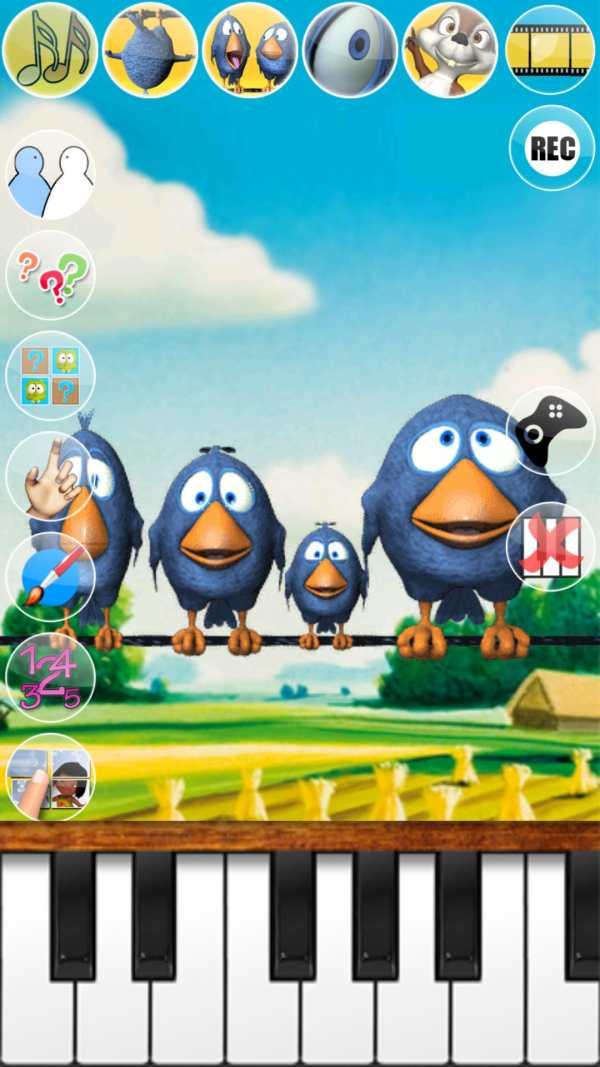 Talking Birds On A Wire screenshot 6
