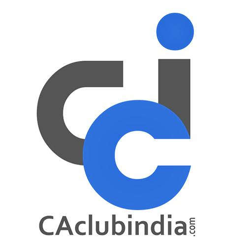 CAclubindia- Tax and Query App icon