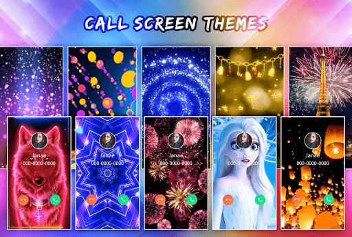 Color Call Flash- Call Screen, Color Phone Flash screenshot 1