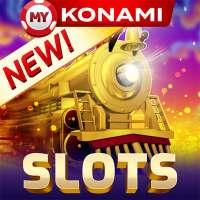 my KONAMI Slots - Casino Games & Fun Slot Machines on 9Apps