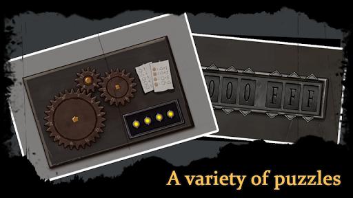 Frankenstein – RoomESC Adventure Game 8 تصوير الشاشة
