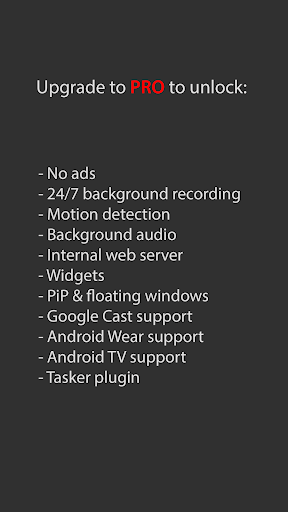 tinyCam Monitor FREE - IP camera viewer screenshot 6