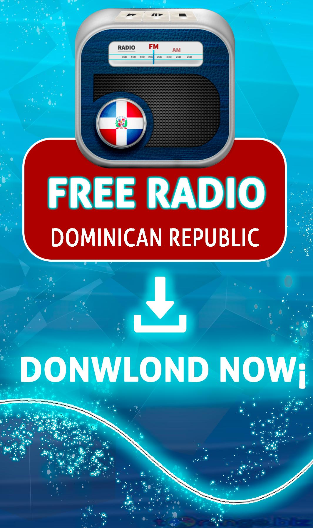 Radio Dominican Republic Free. screenshot 6
