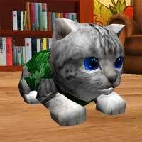 Cute Pocket Cat 3D on 9Apps