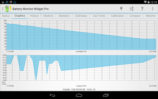 3C Battery Manager screenshot 8