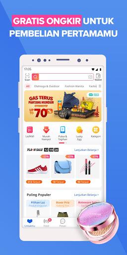 Lazada Indonesia - Aplikasi Belanja Online Terbaik screenshot 2