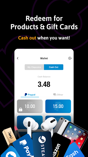 ClipClaps - Reward your interest screenshot 4