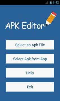 APK Editor screenshot 1