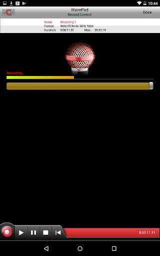 WavePad Audio Editor Free screenshot 10