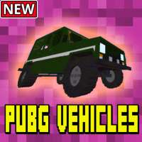 PUBG Vehicles Addon for Minecraft PE on APKTom