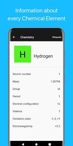 Chemistry screenshot 3