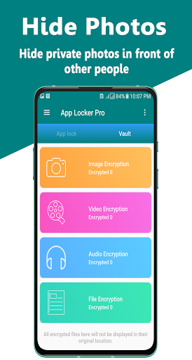 App Lock - Photos, Video, File & App Vault screenshot 2