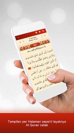 MyQuran Al Quran dan Terjemahan screenshot 6