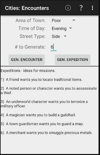 City Encounters screenshot 2
