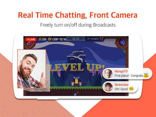 Mobizen Live Stream for YouTube - live streaming screenshot 6