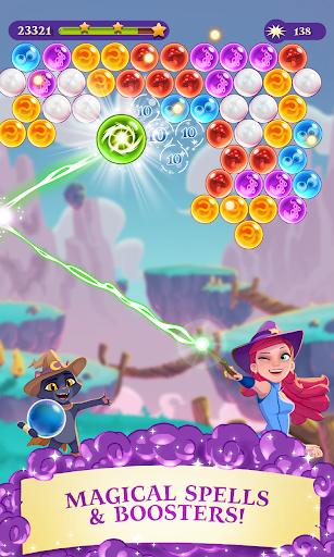 Bubble Witch 3 Saga 2 تصوير الشاشة