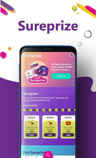 AXISNET – Cek & Beli Kuota, Promo Paket Internet screenshot 4