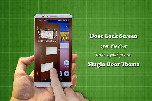 Door Lock Screen 3 تصوير الشاشة