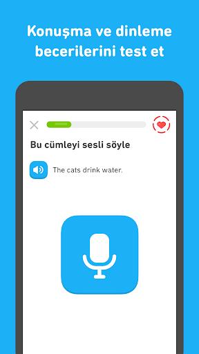 Duolingo'yla Bedava İngilizce screenshot 4