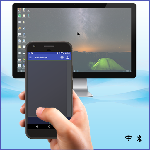 Remote Mouse Keyboard and More أيقونة