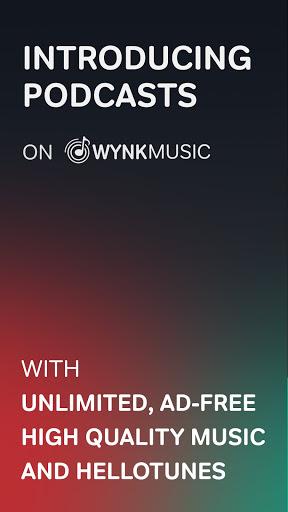 Wynk Music- New MP3 Hindi Tamil Song & Podcast App screenshot 1