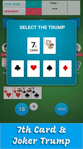 Card Game 29 4 تصوير الشاشة