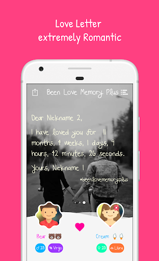 Been Love Memory Plus - Love Counter Plus 2020 screenshot 6