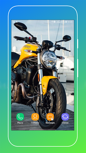 Sport Bike Wallpaper 4K screenshot 9