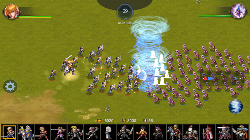 Miragine War screenshot 10