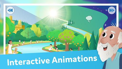 Bible App for Kids: Audio & Interactive Stories screenshot 2