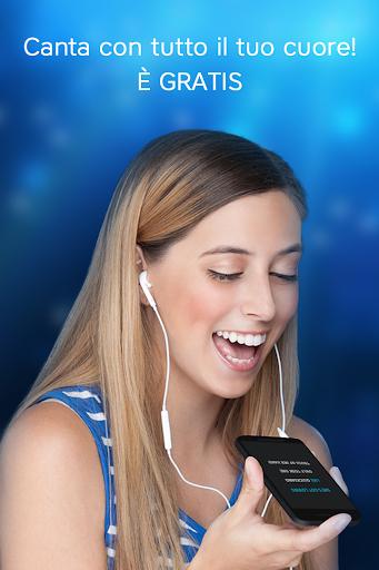 Karaoke di canzoni italiane screenshot 1
