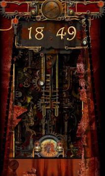 Steampunk Light GOLocker Theme screenshot 1