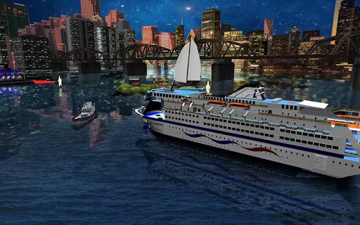 Ship Games Simulator : Ship Driving Games 2019 screenshot 1