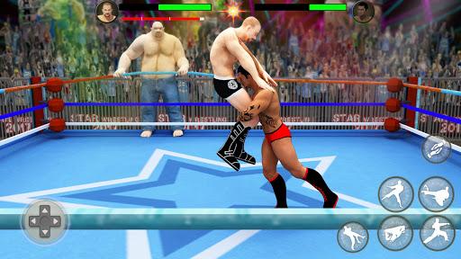 بطولة المصارعة العالمية لبطولة الفرق 1 تصوير الشاشة