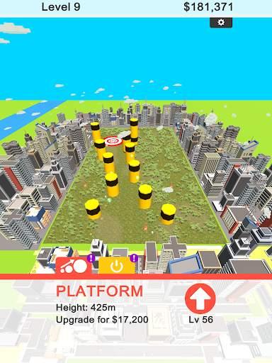 Parachuting screenshot 13