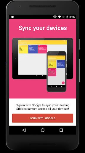 Floating Stickies 6 تصوير الشاشة